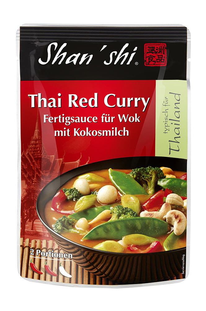 Thai Red Curry 120 g